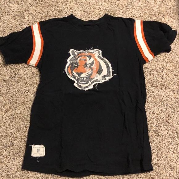 db36e6d9 Reebok Vintage Women's Cincinnati Bengals Shirt